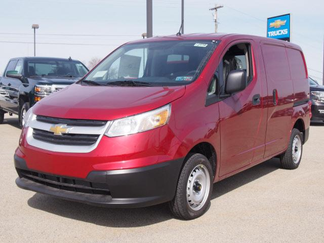 2015 Chevrolet City Express Cargo Van